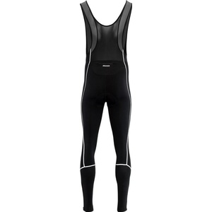 Pánske elastické zimný nohavice Silvini RUBENZA MP1321 black, Silvini