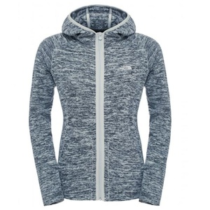 Mikina The North Face W NIKSTER FZ HOODIE T0A6KLJKQ, The North Face