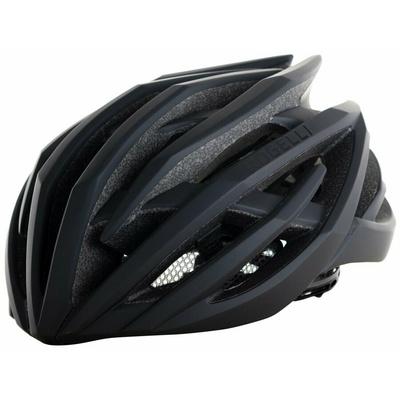 Ultraľahká cyklo helma Rogelli tiecť, čierna 009.810, Rogelli