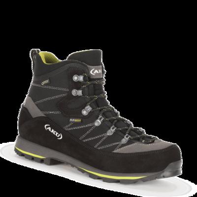Pánske topánky AKU Trekker Lite III GTX čierno / zelené, AKU