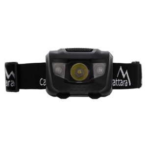 čelovka Compass LED 80lm čierna, Compass