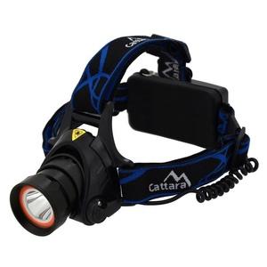 čelovka Compass LED 400lm (1x XM-L+15x SMD), Compass