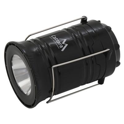 Svietidlo kempingový vysúvací Cattara LED 20/60lm nabíjací, Cattara