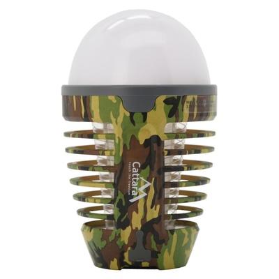 Svietidlo PEAR ARMY Cattara nabíjací + lapač hmyzu, Cattara