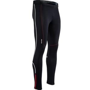Pánske elastické nohavice Silvini MOVENZA MP1312 black, Silvini