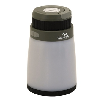 Cattara Svietidlo PLUM vysúvací nabíjací + lapač hmyzu, Cattara