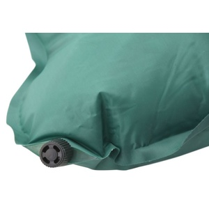 Vankúš samonafukovacia Cattara BONE 40x25x13cm zelený, Cattara