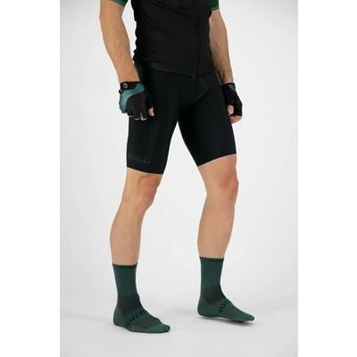 rýchloschnúci športové ponožky Rogelli FOREST, khaki 007.155, Rogelli