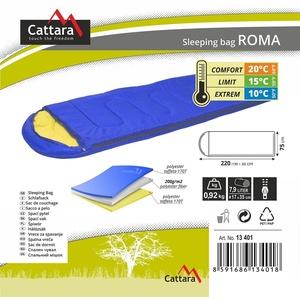 Spacie vrece dekový Cattara ROMA 10°C