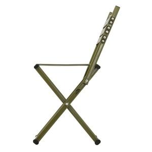 stolička kempingový skladacia s operadlom Cattara NATURE, Cattara