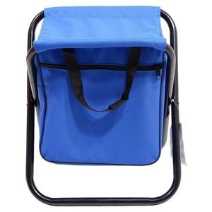 stolička kempingový skladacia Cattara MALAGA modrá, Cattara