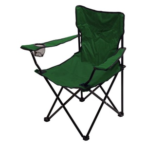 stolička kempingový skladacia Cattara BARI zelená, Cattara