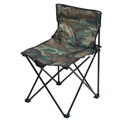 stolička kempingový skladacia Cattara BARI ARMY, Cattara