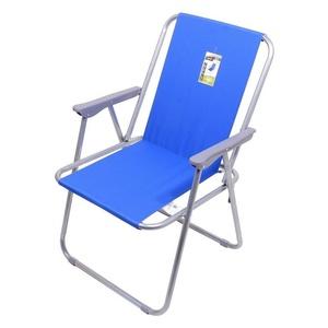 stolička kempingový skladacia Cattara BERN modrá, Cattara