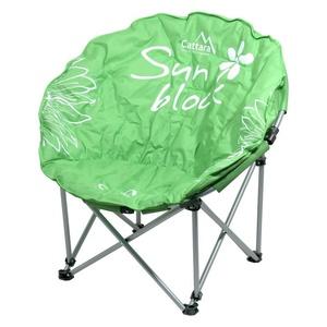 stolička kempingový skladacia Cattara FLOWERS zelená, Cattara