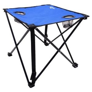 Stôl kempingový skladacia Cattara LISBOA modrý, Cattara