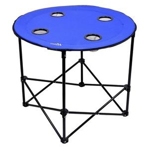 Stôl kempingový skladacia Cattara SPLIT modrý, Cattara