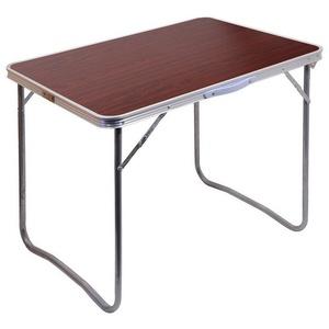 Stôl kempingový skladacia Cattara BALATON hnedý, Cattara