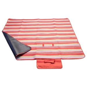 Pikniková deka Cattara FLEECE 150x135cm červená, Cattara
