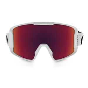 Lyžiarske okuliare Oakley LineMiner Matte White w / prizm Torch OO7070-13, Oakley