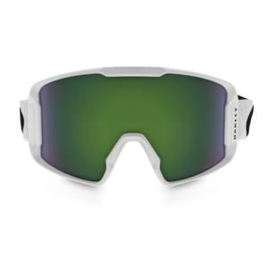 Lyžiarske okuliare Oakley LineMiner Matte White w / prizm Jade OO7070-14, Oakley