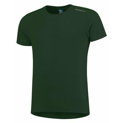 Funkčný tričko Rogelli PROMOTION, khaki 800.227, Rogelli