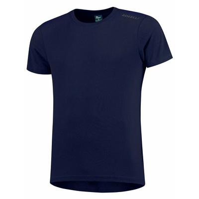 Funkčný tričko Rogelli PROMOTION, tmavo modré 800.229, Rogelli