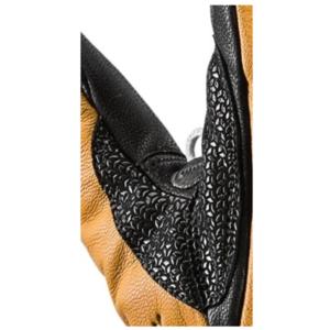 Rukavice LEKI Griffin S 636846308 tan-black, Leki