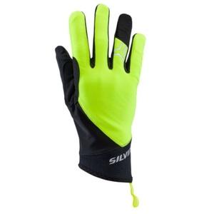 Zimné rukavice Silvini Olona WA1308 neon, Silvini