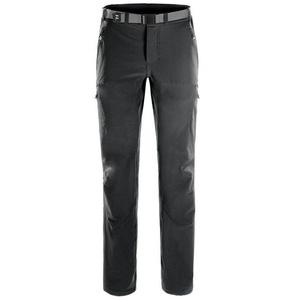 Celoročná pánske nohavice HERVEY WINTER PANTS MAN black, Ferrino