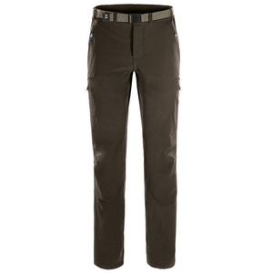 Celoročná pánske nohavice HERVEY WINTER PANTS MAN iron brown, Ferrino