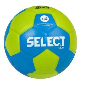 Hádzanárska lopta Select Foam ball Kids IV zeleno modrá, Select