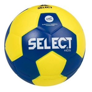 Hádzanárska lopta Select Foam ball Kids IV žlto modrá, Select