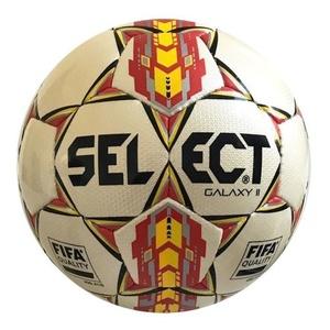 Futbalový lopta Select FB Galaxy bielo červená, Select