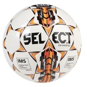 Futbalový lopta Select FB Diamond Special čierno oranžová, Select