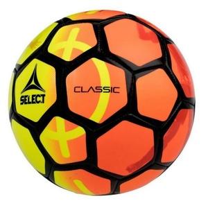 Futbalový lopta Select FB Classic žlto oranžová, Select