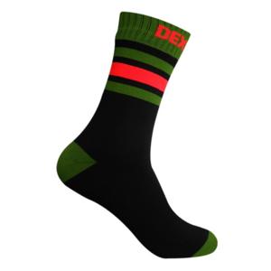 Ponožky DexShell Ultra Dri Šport Sock Black / Blaze orange, DexShell