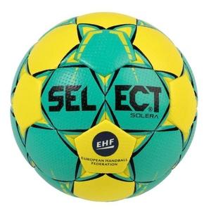 Hádzanárska lopta Select HB Solera žlto zelená, Select