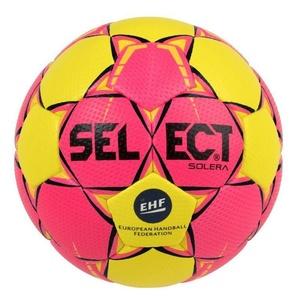 Hádzanárska lopta Select HB Solera žlto ružová, Select