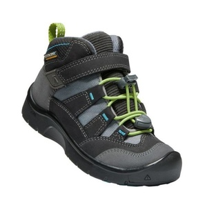 Detské topánky Keen Hikeport MID Strap WP C, magnet / greenery, Keen