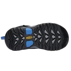 Detské topánky Keen Levo Winter WP C, black / baleine blue, Keen