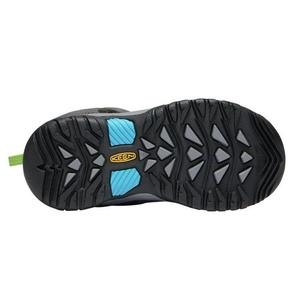 Detské topánky Keen Levo Winter WP C, magnet / blue jewel, Keen