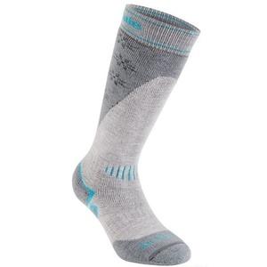 b430e92ef3 Ponožky Bridgedale Ski Midweight light stone grey 040