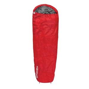Spacie vrece múmie Spokey GLOBTROTTER červený, Spokey