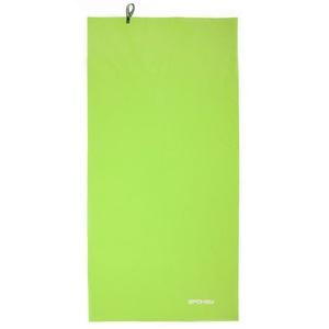rýchloschnúci uterák Spokey SIROCCO XL, zelený, Spokey