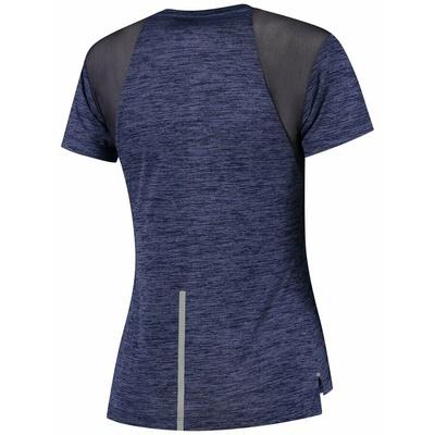 Dámske funkčnou tričko Rogelli INDIGO s krátkym rukávom, fialové 840.268, Rogelli