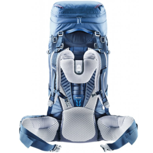 Batoh Deuter Aircontact 65+10 midnight navy, Deuter