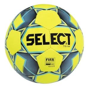 Futbalový lopta Select FB Team FIFA žlto modrá veľ. 5, Select