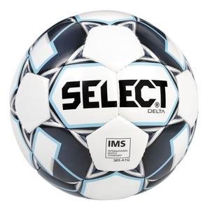 Futbalový lopta Select FB Delta bielo sivá