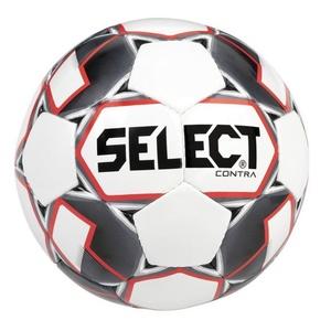 Futbalový lopta Select FB Contra bielo červená